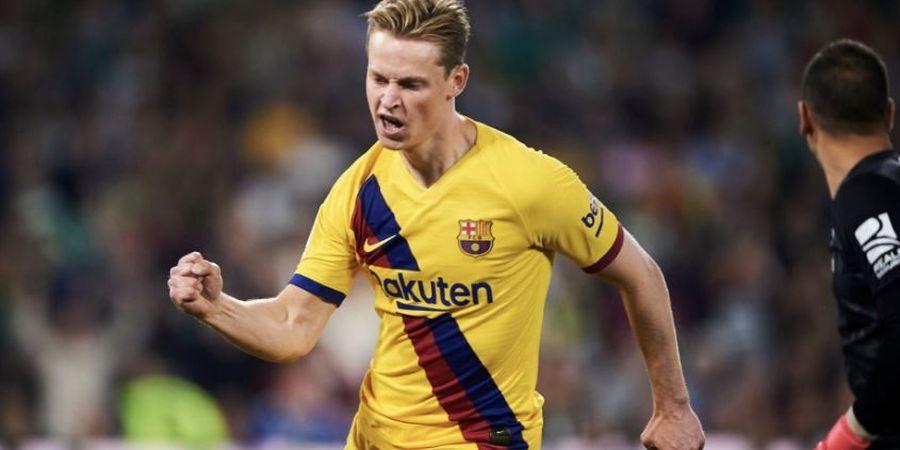 Barcelona Dinilai Keliru Dalam Menempatkan Posisi Frenkie de Jong