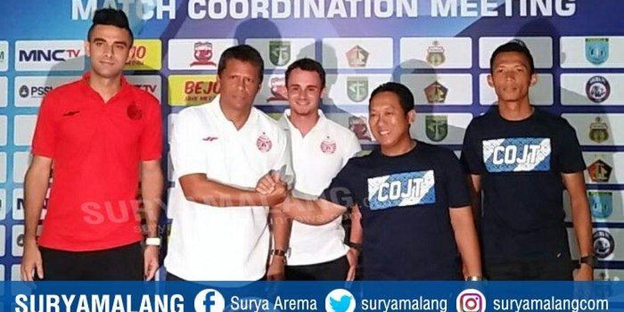 Piala Gubernur Jatim 2020 - Marco Motta Assist, Persija Jakarta Ungguli Persela Lamongan