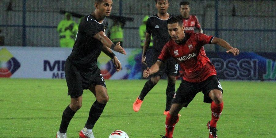 Takluk di Tangan Persija, Pelatih Madura United Kantongi Kekuatan Tim
