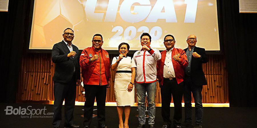 306 Pertandingan Liga 1 2020 Disiarkan Secara Langsung oleh Emtek Group