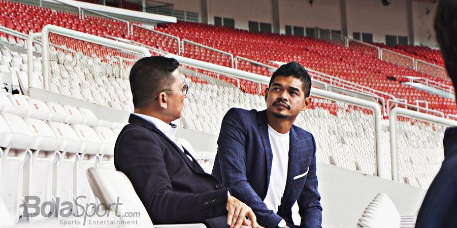 Starting XI Terbaik Indonesia Sepanjang Masa Versi Bambang Pamungkas