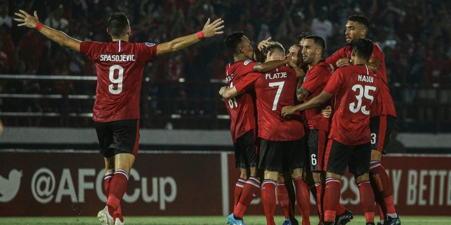 Link Live Streaming Svay Rieng FC Vs Bali United di Piala AFC 2020