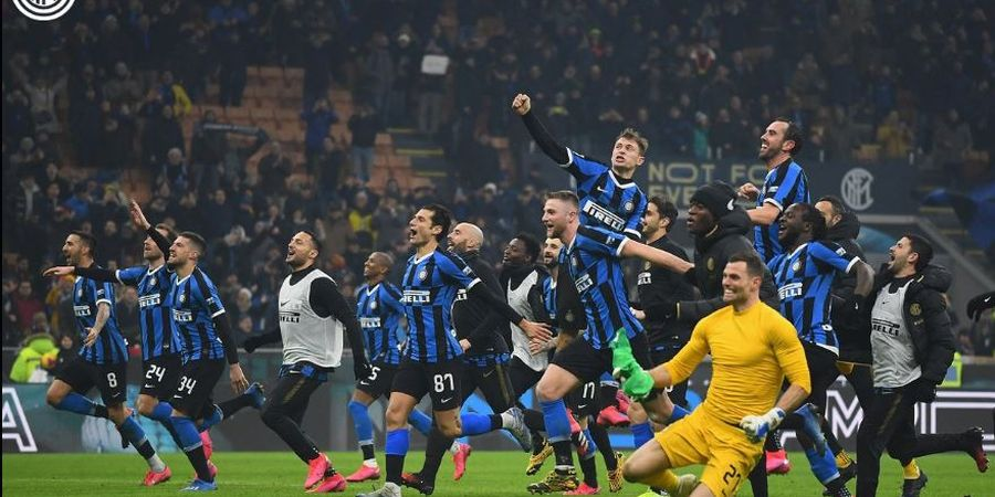 Jadwal Semifinal Coppa Italia, Inter Milan Vs Napoli LIVE TVRI
