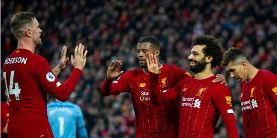 Link Live Streaming Liverpool Vs West Ham - The Reds Minus Sang Kapten