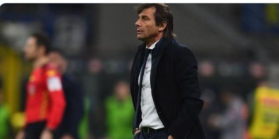 Antonio Conte Sebut 2 Tim Terbaik di Italia dan Bukan Inter Milan