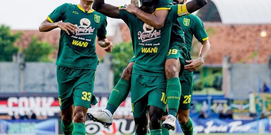 Rapor 5 Pertandingan Terakhir Antara Persebaya Surabaya dan Arema FC