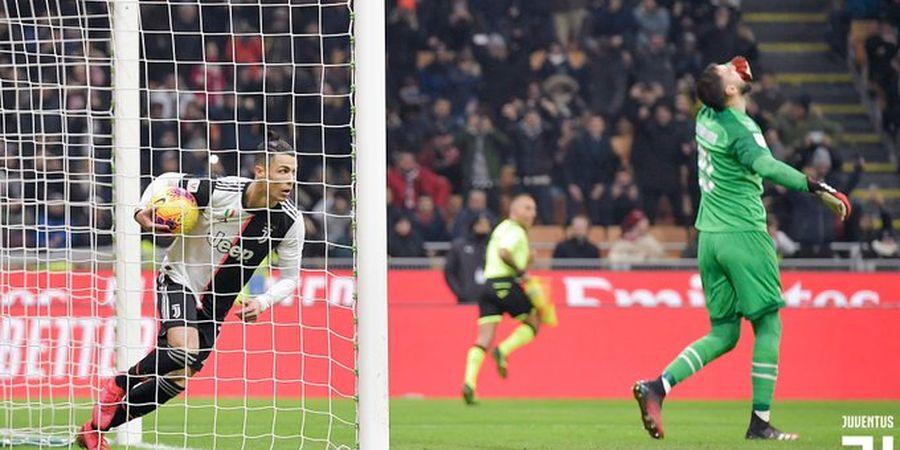 Susunan Pemain SPAL Vs Juventus - Cristiano Ronaldo Beraksi, Tunggu Gol Ke-21