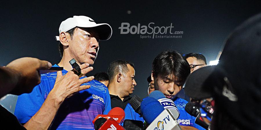 Shin Tae-yong Punya Menu Latihan Khusus untuk Kiper Timnas Indonesia