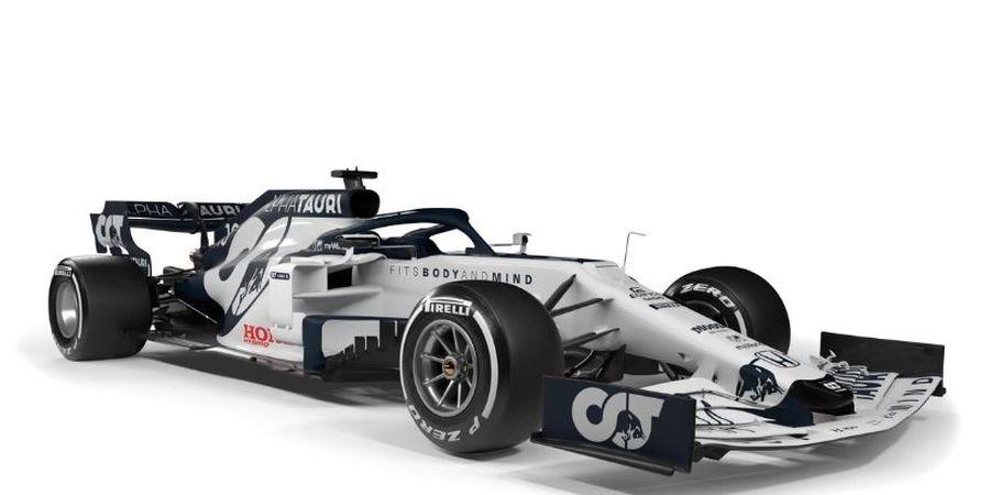 Alpha Tauri, Merk Fashion Red Bull Jadi Wajah Baru Toro Rosso untuk F1 2020