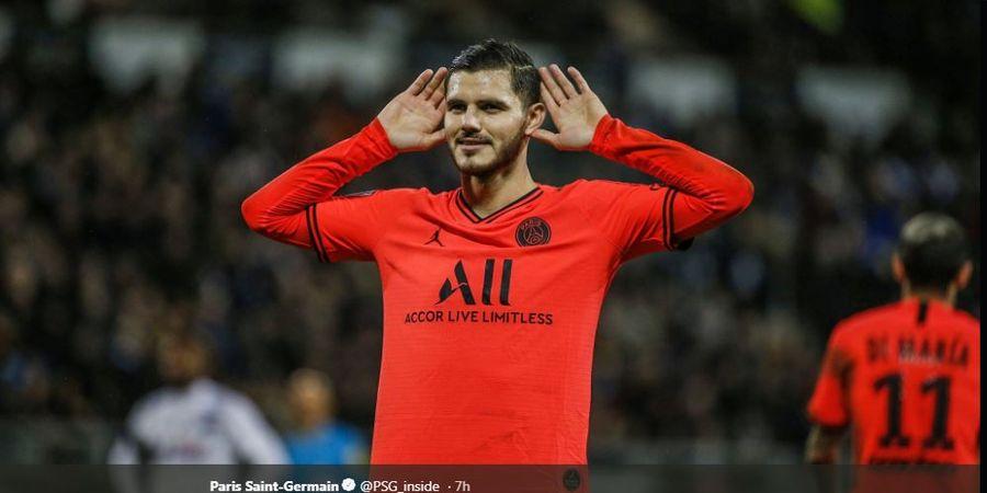Kegilaan Liga Prancis, PSG Tertinggal 0-3, Balik Unggul 4-3, Jadi Seri 4-4!