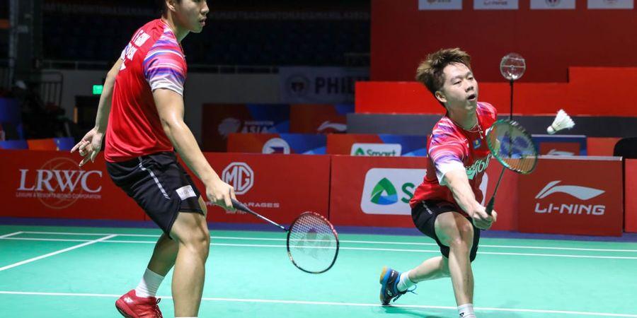 Jadwal Final Kejuaraan Beregu Asia 2020 - Tim Putra Indonesia Berebut Gelar dengan Malaysia