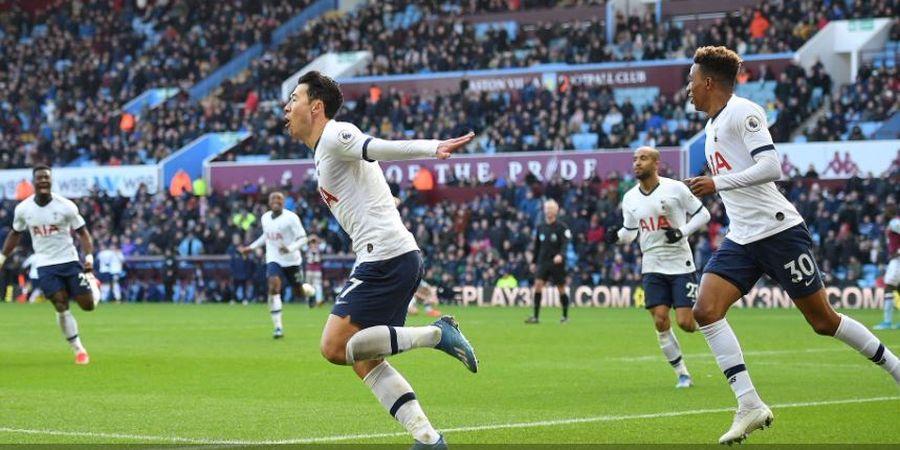 Hasil Lengkap dan Klasemen Liga Inggris - Tottenham Gusur Sheffield