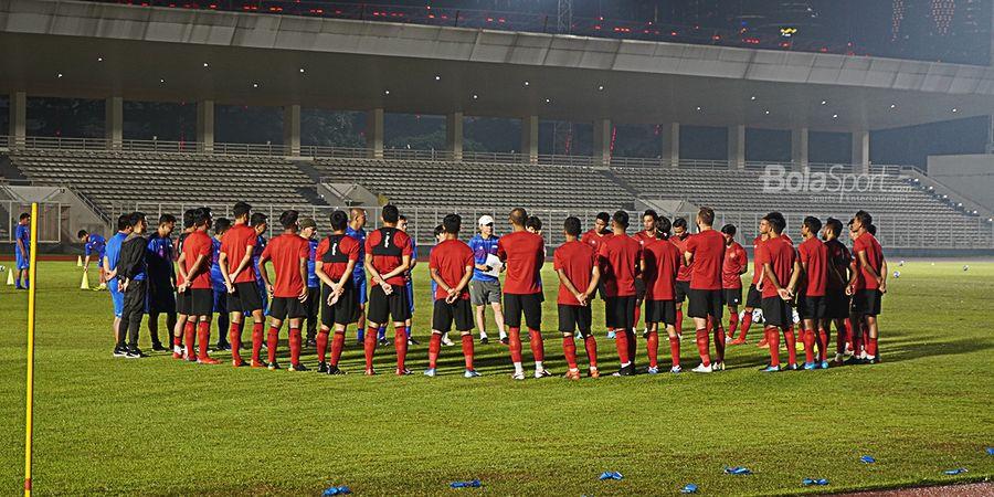 Kualifikasi Piala Dunia 2022 - Punya Pelatih Baru, Lawan Timnas Indonesia Mulai Latihan 22 Juli 2020