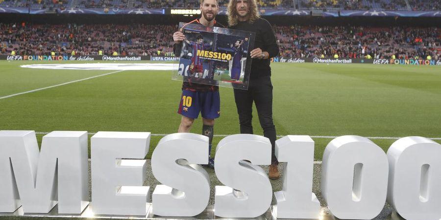 Legenda Barcelona Berharap Lionel Messi Akhiri Karier di Blaugrana