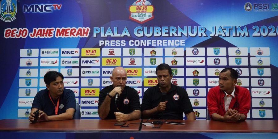 Tim Pelatih Persija Jakarta Sudah Analisa Kekuatan Borneo FC