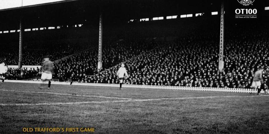 Sejarah Hari Ini - Pertama Kali Jajal Old Trafford, MU Tumbang oleh Liverpool