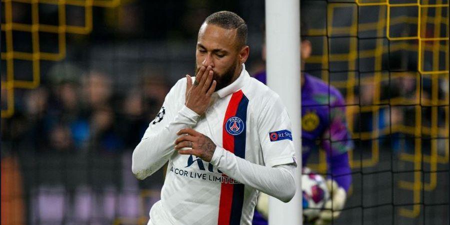 Presiden Real Madrid Masih Berharap Bisa Mendatangkan Neymar