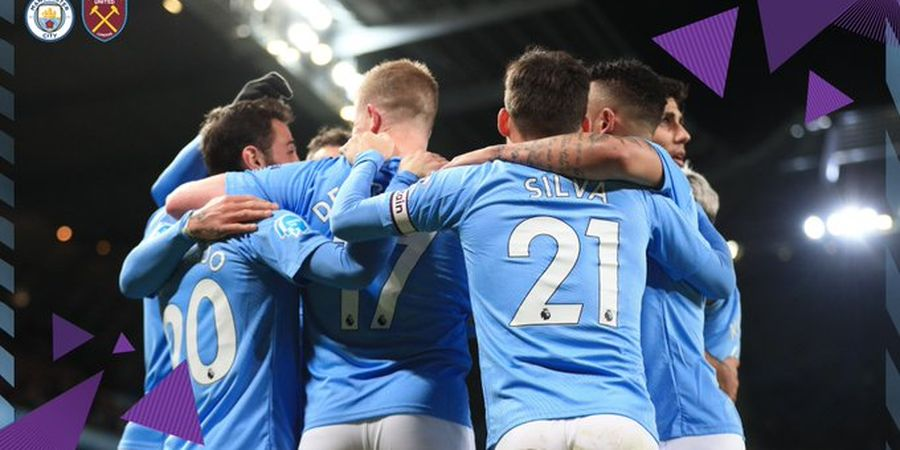 Link Live Streaming Leicester Vs Man City - Duel Ketat di Papan Atas
