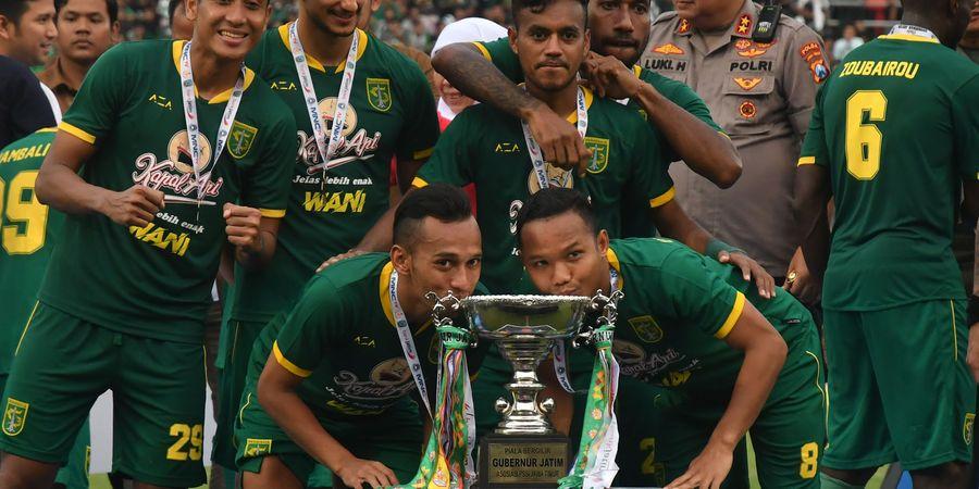Seluruh Pemain Persebaya Surabaya Siap Mengarungi Liga 1 2020