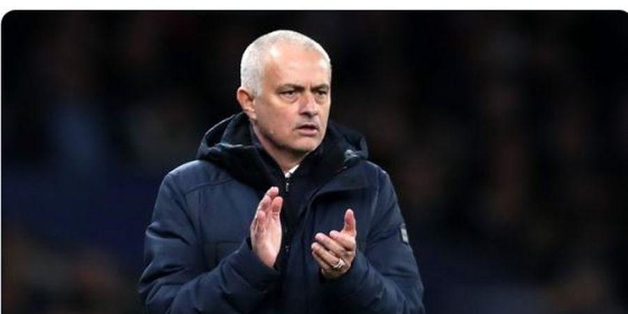 Mourinho Sebut 2 Pemainnya Sangat Kelelahan dan Akan Menderita Sampai Akhir Musim