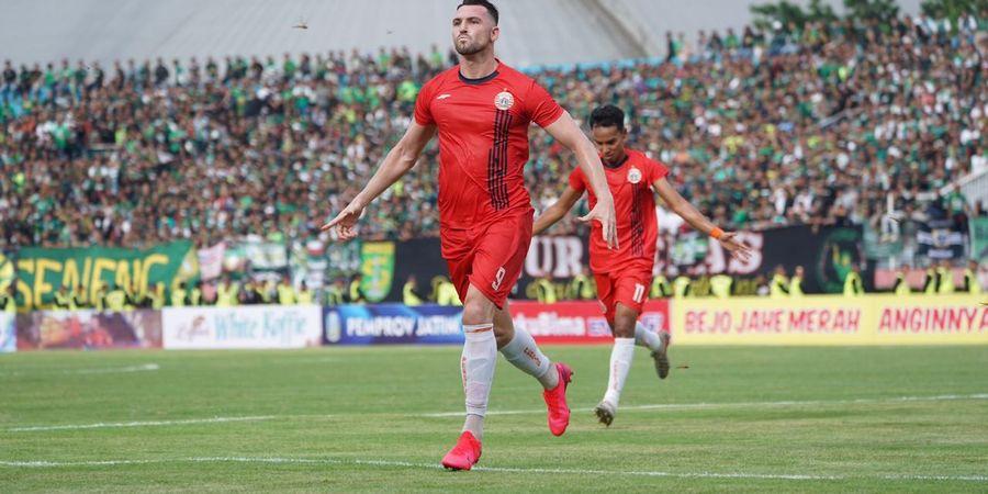 Marko Simic Jadi Pemain Tersubur di Piala Gubernur Jatim 2020