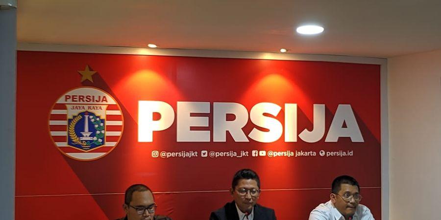 Minggu Persija Launching Tim Sekaligus Hadapi Klub Singapura