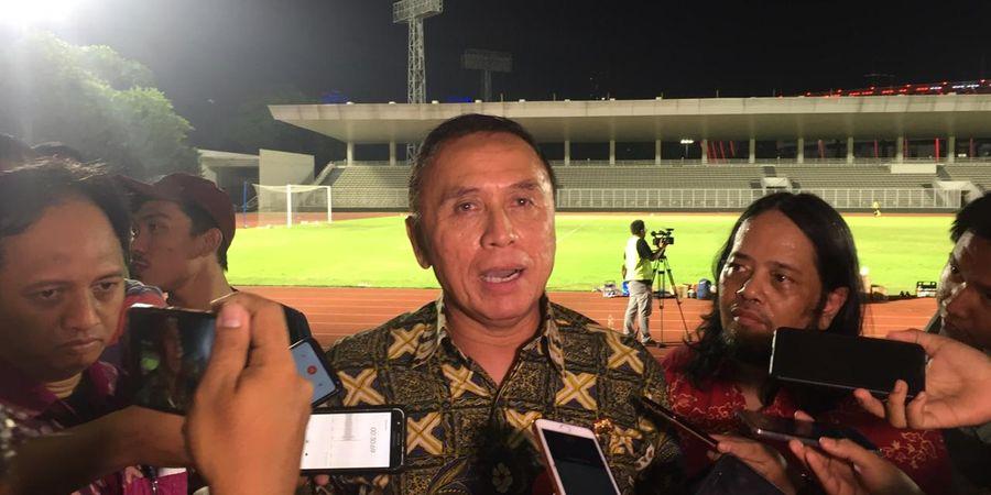 Ketum PSSI Kurang Puas dengan Timnas Indonesia Usai Kalah dari Tim Promosi