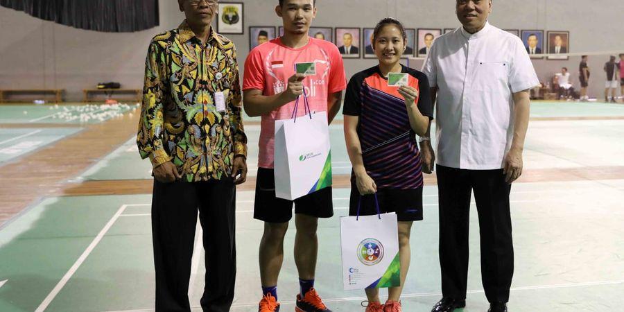Atlet Pelatnas PBSI Kini Dilindungi Jaminan BP Jamsostek