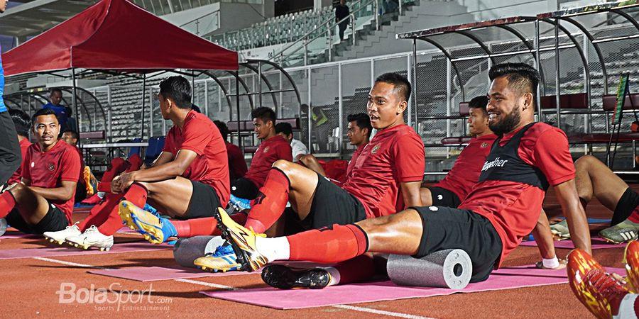 Di Mata Pemain Muda, Latihan Timnas Indonesia Lebih Enteng Dibanding U-19