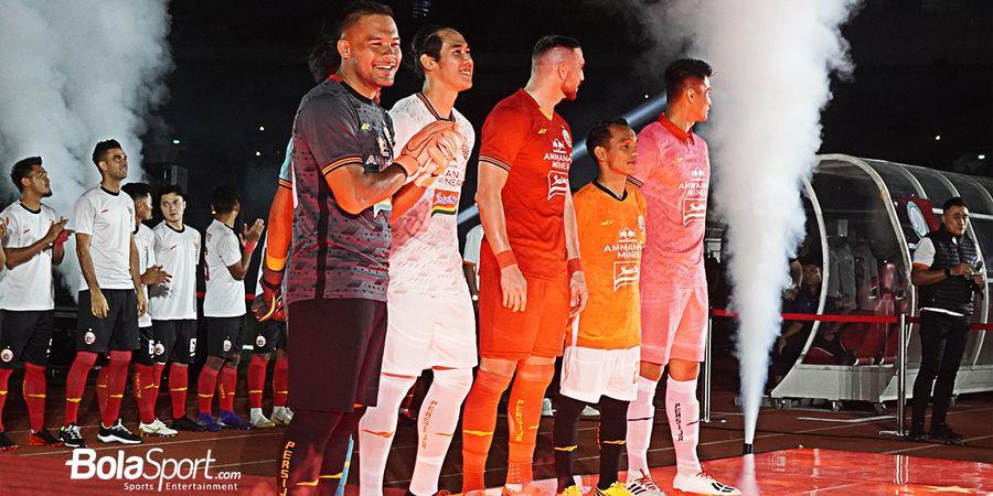 Ini Makna Filosofi Jersey Baru Persija Jakarta untuk Liga 1 2020