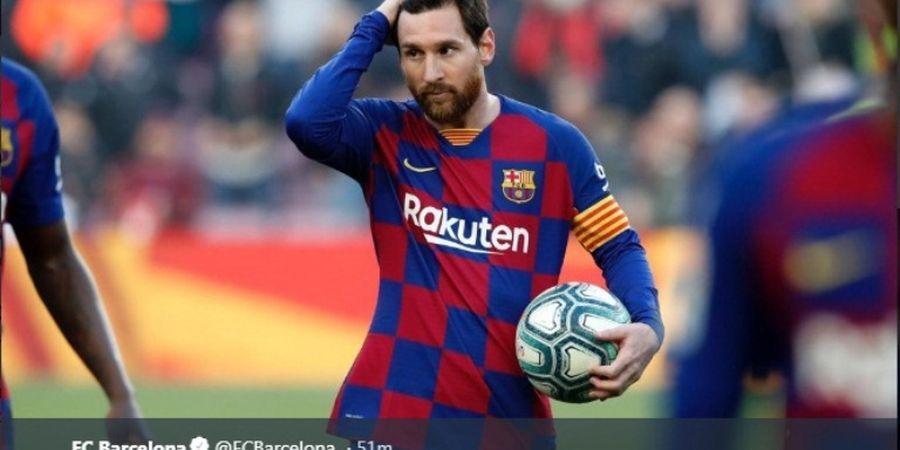Eks Bek Atletico Madrid Tak Pernah Berminat Tukar Kaus dengan Lionel Messi