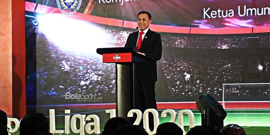 PSSI Resmi Larang Situs Judi dan Rokok Jadi Sponsor Klub Shopee Liga 1 2020
