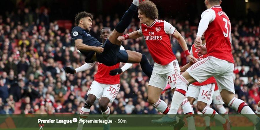VIDEO - Salah Satunya Butuh 24 Detik! Dua Gol Durasi Pendek di Laga Arsenal vs Everton