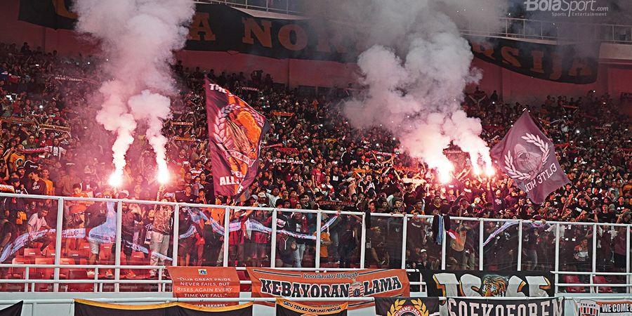Target Eks Pemain Juventus Ketika Merumput Bersama Persija Jakarta