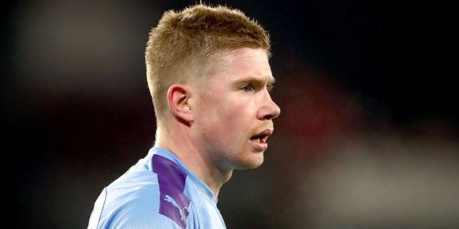 Pemain Manchester City Dukung Liverpool Bisa Segera Jadi Juara
