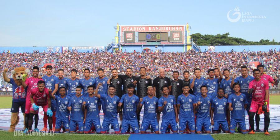 Latihan Arema FC Ditunda Karena Khawatir dengan Kesehatan Pemain