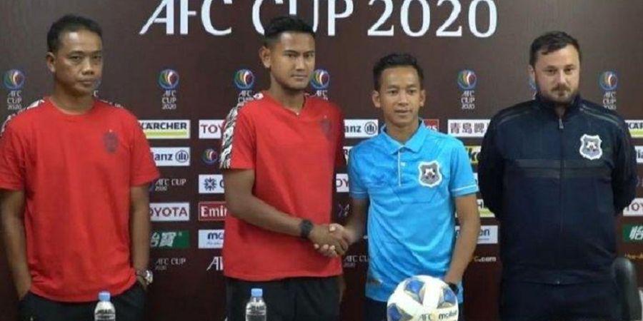 Prediksi Pelatih Svay Rieng Lawan Bali United di Piala AFC 2020