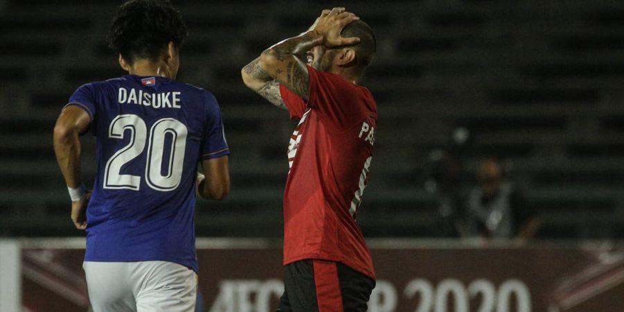 Sederet Pujian dari Pelatih Bali United untuk Paulo Sergio yang Sudah Hengkang