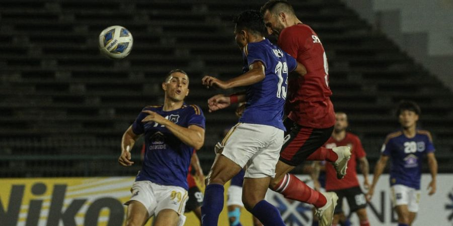 Bali United Tanpa Spasojevic dan Paulo Sergio Lawan Ceres Negros