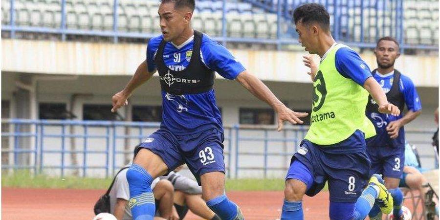 Lewat Evaluasi, Pelatih Persib Bandung Tetapkan 18 Pemain Inti