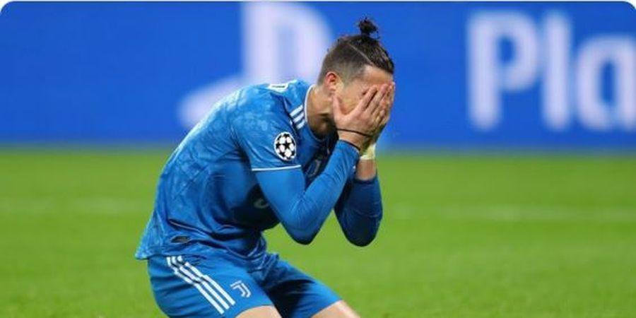 Kemarahan Cristiano Ronaldo Justru Jadi Inspirasi Buat Pemain Muda Lyon