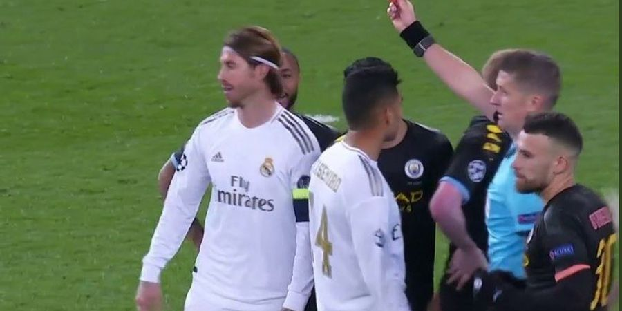 Man City vs Real Madrid - El Real Mesti Solid Tanpa Sergio Ramos