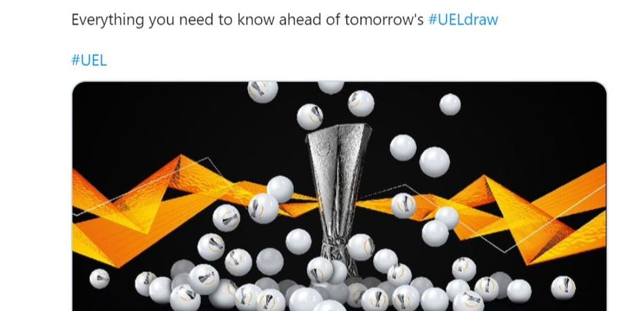 Link Live Streaming Undian Liga Europa Babak 16 Besar, Siapa Lawan Manchester United Selanjutnya?