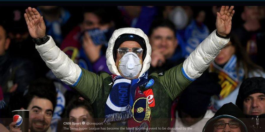 Pesepak Bola Liga Italia Akan Terbagi Menjadi 3 Jenis Setelah Pandemi COVID-19 Berakhir
