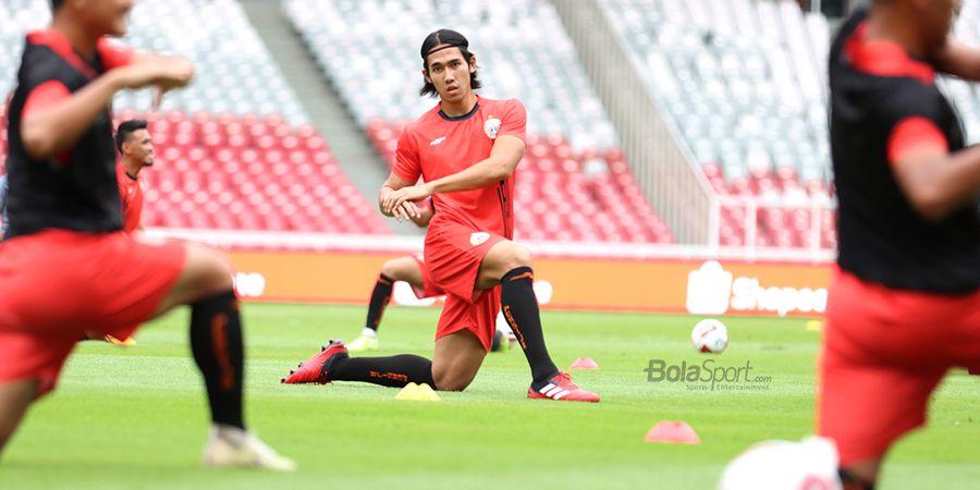 Satu Hal Bikin Bek Persija Ryuji Utomo Kalahkan 9 Bek Penang FC