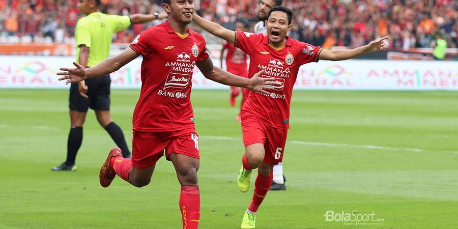 Osvaldo Haay Pemain Persija yang Dinilai Mirip Kylian Mbappe Indonesia