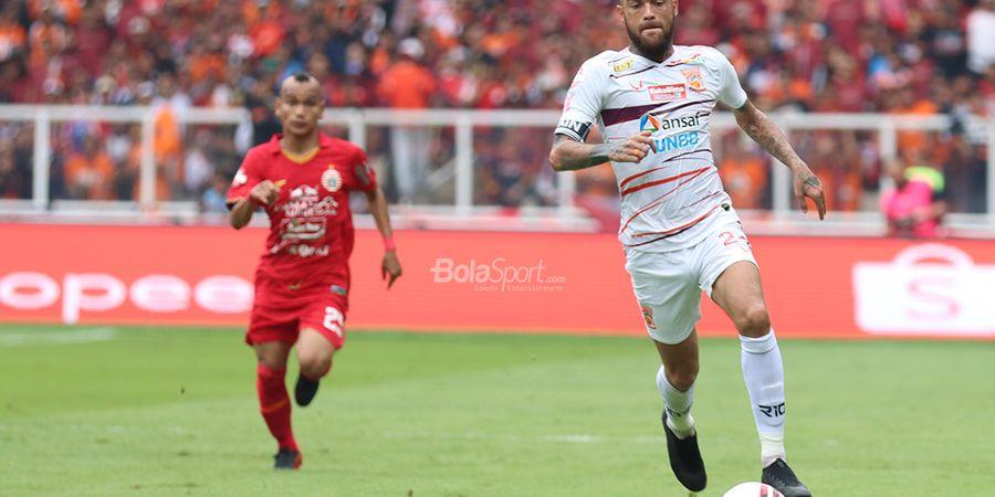 Diego Michiels Ingin Bawa Borneo FC Juara Liga dan Tampil di Level Asia