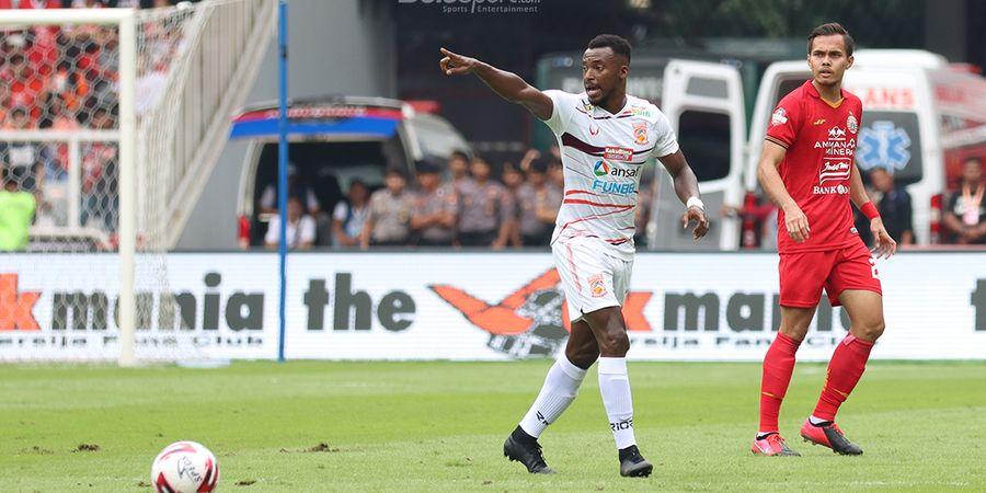 Striker Natrulisasi Asal Kamerun Sambut Positif Bergulirnya Liga 1