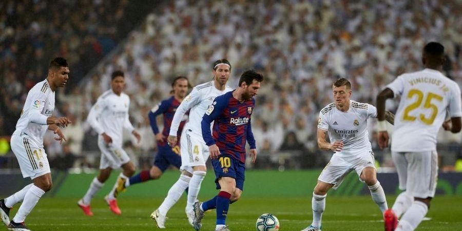 5 Pemain Ini Pernah Bikin Lionel Messi Emosi, Termasuk Teman Sendiri