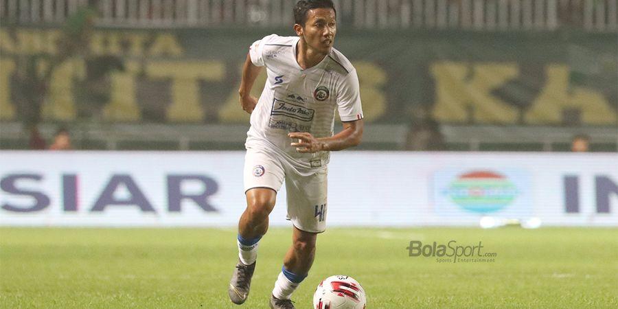 Hampir 12 Tahun Membela Arema FC, Ternyata Ini Alasan Dendi Santoso